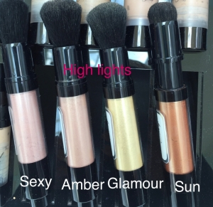 Highlighter 4 colors