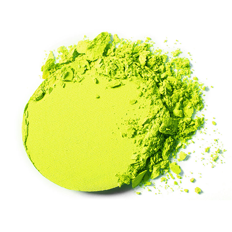 """Sour Apple"" Bright Color Eyeshadow"