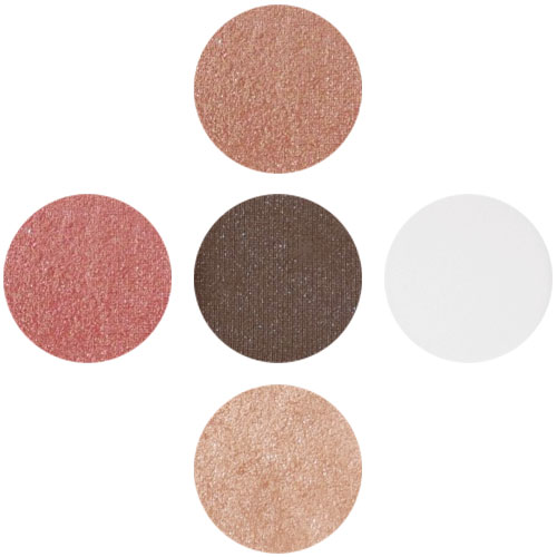 """Glitz and Glamour"" 5 Set Mineral Eyeshadow"