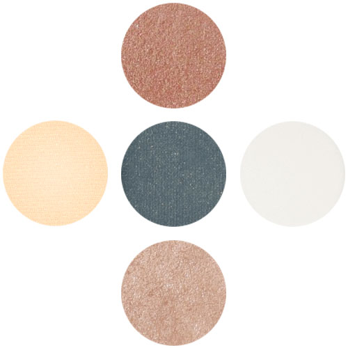 """Falling Leaves"" 5 Set Mineral Eyeshadow"