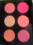 Set Blush 6th  (6 Colors)